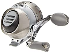 The worlds most-famous fishing reel just got better. The new line management system provides better casting, improved line retrieve and control. This new 33 includes a built-in hook holder that hides the hook point and is accessible from eith...