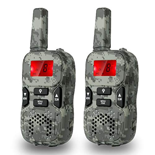 Amazon Camouflage Rechargeable Walkie Talkies For Kids Gifts