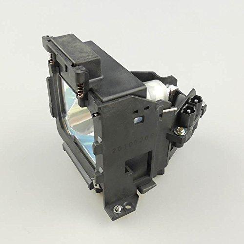 HFY marbull EMP-600,EMP-600P 用 プロジェクターランプ  ELPLP15(V13H010L15) 純正品交換ランプ+汎用ケース   B01F6Z4NII