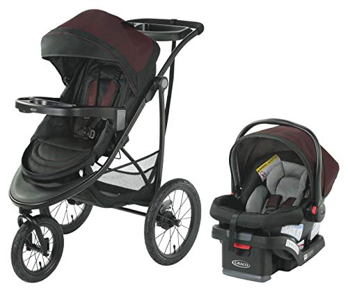 Graco Modes Jogger SE Travel System, Blackweave