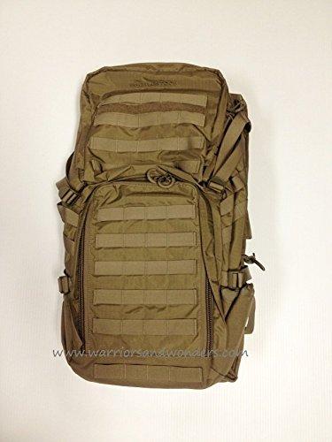 Eberlestock X3 LoDrag Pack w/Integrated Scabbard, Military Green
