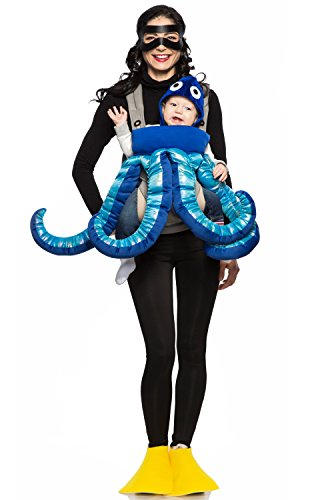 SCUBA Diver and Octopus Mommy & Me Costume