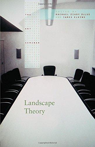 Landscape Theory (The Art Seminar)