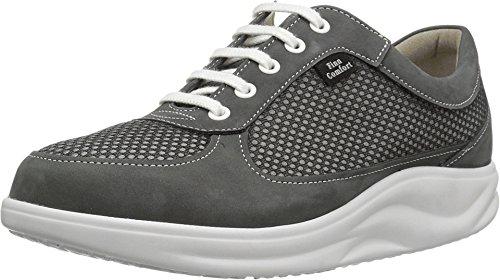 Finn Comfort 02922901473 - Zapatos de cordones para mujer gris