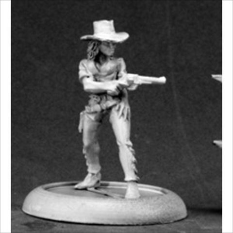 Diamond Sue Dawson, Cowgirl