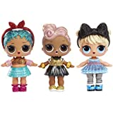L.O.L. Surprise! Glam Glitter Doll Asst Series 2