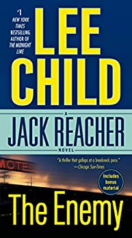 The Enemy (Jack Reacher, Book 8) by [Child, Lee]