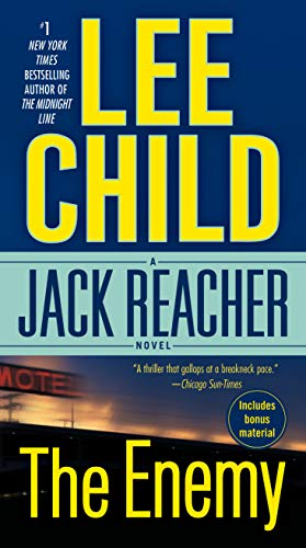 The Enemy (Jack Reacher, Book 8), used for sale  Delivered anywhere in USA