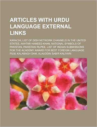 Articles with Urdu language external links: Karachi, List of Dish