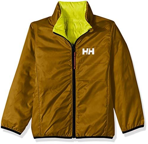Helly Hansen K Barrier Down Insulator Jacket, Sweet Lime, Size 6 by Helly Hansen (Image #3)