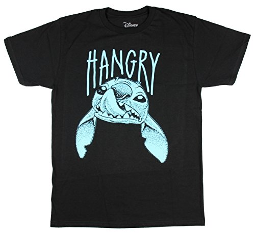 (Disney Lilo And Stitch Hangry T-shirt (Extra)