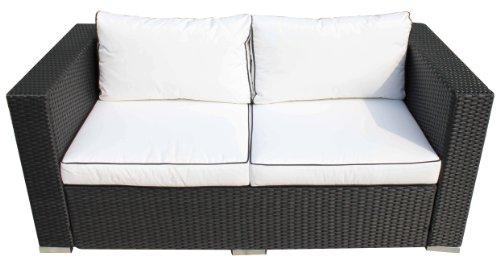 Rattan Garden Furniture Ascot Seat Outdoor Sofa Inc Free Luxury