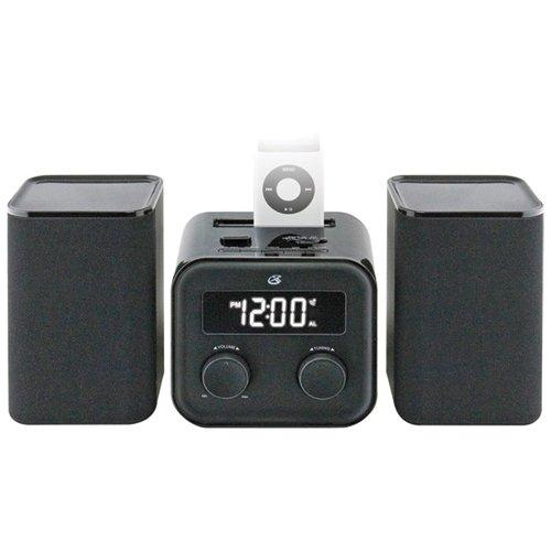 GPX HM109B 30-Pin iPod Speaker Dock