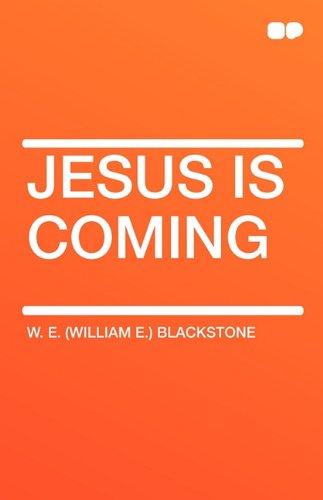 Jesus Is Coming PDF