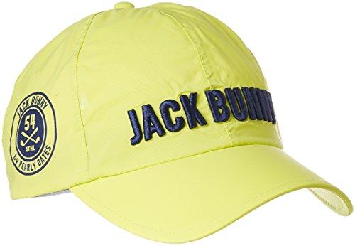 (ジャックバニー バイ パーリーゲイツ) JACK BUNNY by PEARLY GATES 【 定番 商品 】男女兼用 レイン キャップ (サイズ調整可能) 262-6987705