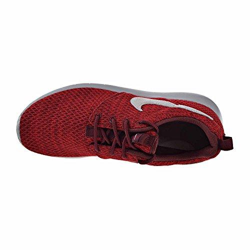 Nike Kids Roshe One Se (gs) Zapatillas De Running Dark Team Red / Wolf Gray