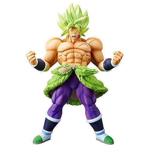 Banpresto 39034/ 10223 Dragon Ball Super Movie Choukokubuyuuden - Super Saiyan Broly Full Power Figure from Banpresto