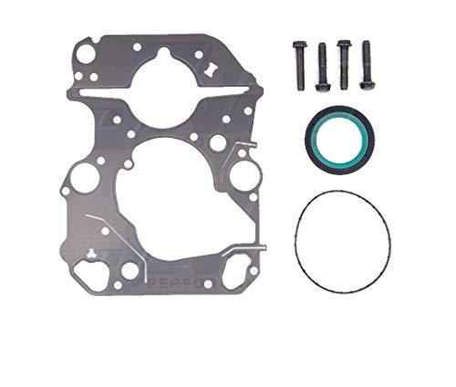 08-10 6.4L Powerstroke Diesel OEM Front Cover Gasket & Crankshaft Seal Kit