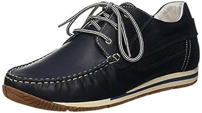 Valleverde es Hombre Scarpa loafer Blu Mocasines Para Amazon OwBHfqOU