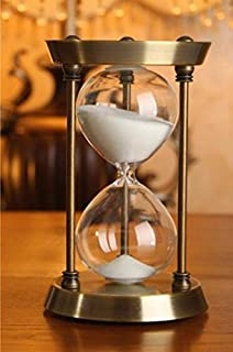30 Minutos de Arena Sandglass Reloj de Arena Temporizador Reloj Promotion Regalo Decoración
