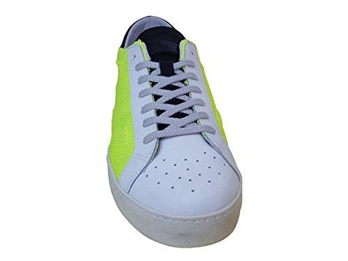 D.a.t.e. Herren Sneaker * Gelb