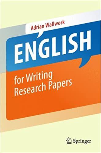 Help for writing a research paper