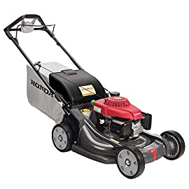 "Honda HRX217K5VKA 187cc Gas 21 in. 4-in-1 Versamow System Lawn Mower with Clip Director and MicroCut Blades 660250 101 Honda HRX217VKA 21"" 4-in-1 Versamow Self Propelled Mulching Lawn Mower"