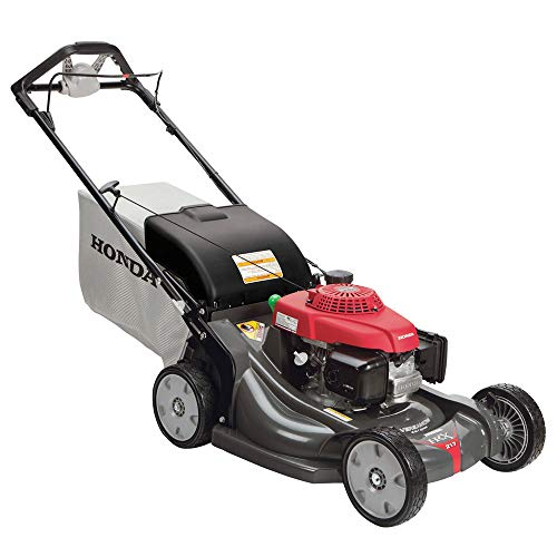 Honda HRX217K5VKA 187cc Gas 21 in. 4-in-1 Versamow System Lawn Mower with Clip Director and MicroCut Blades - Lawn Self Honda Mower