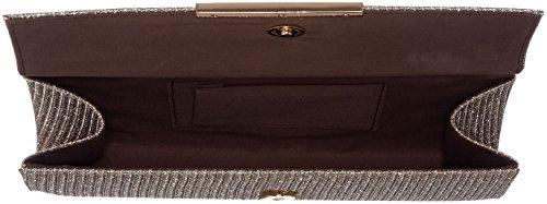 Antique Bag 05 Marron Glitter Bwg Pochettes 03 Buffalo U1TqwYvxT