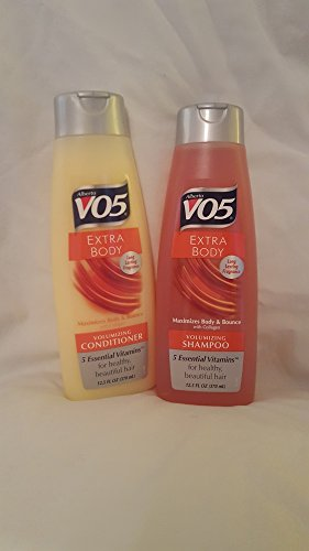 VO5 Herbal Escapes Extra Body Volumizing Shampoo & Conditioner (Alberto Vo5 Volumizing Conditioner)