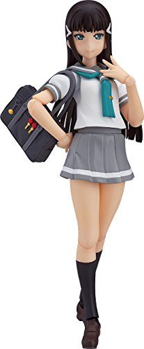 Max Factory Love Live Sunshine: Dia Kurosawa Figma Action Figure