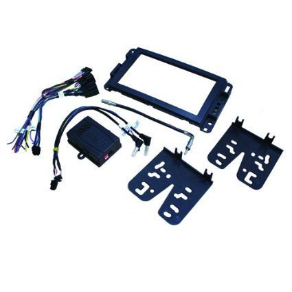Radio Replacement Interface for GMC Sierra 1500-3500 Pickup