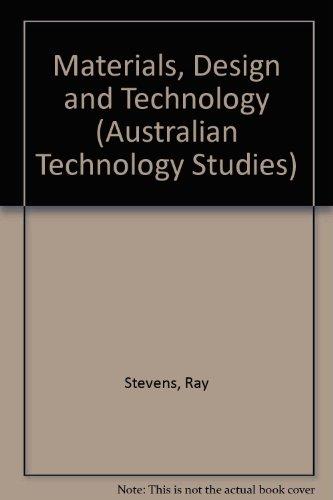 (Materials, Design and Technology (Australian Technology)