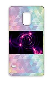 Drop Resistant Navy Abstract Photography Art Design Designs Protective Case For Sumsang Galaxy S5