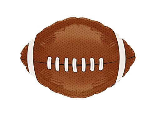 Football Balloon (18 Inch Mylar) Pkg/10]()