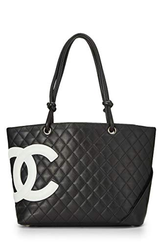 Chanel Black Handbag - 7