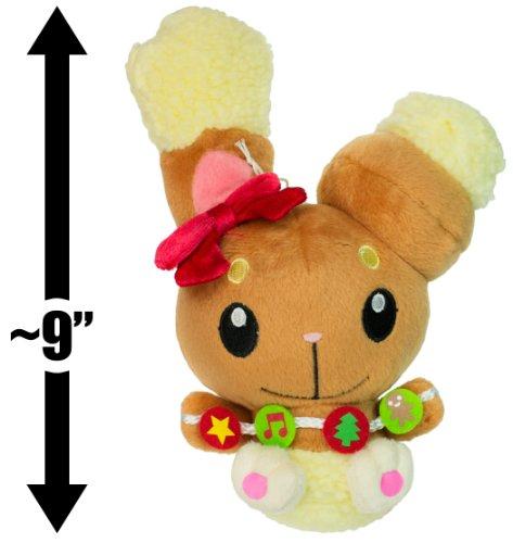 """Buneary ~9"""" Pokemon Holiday Mini-Plush (Japanese Import)"""
