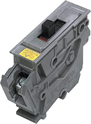 UBIA20NI-New Wadsworth Type A Replacement. One Pole 20 Amp Circuit Breaker Manufactured by Connecticut Electric.