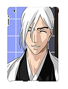 Stylishgojkqt Ipad 2/3/4 Well-designed Hard Case Cover Anime Bleach Protector For New Year's Gift