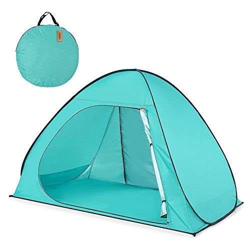 4 Season Automatic Pop Up Beach Tent Sun Shelter Cabana for sale  Delivered anywhere in Canada