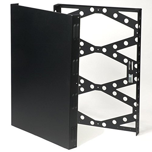 - RackSolutions 1U Wallmount Rack