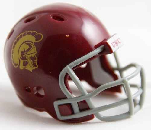 Usc Mini Helmet - USC TROJANS Riddell Revolution POCKET PRO Mini Football Helmet