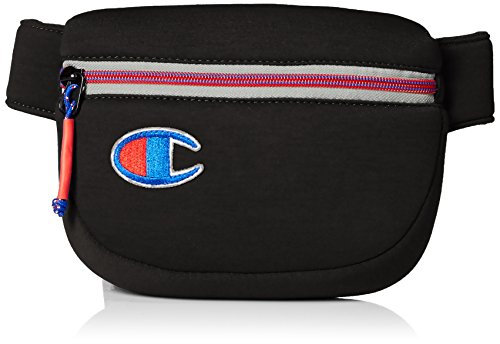 - Champion Men's Attribute Waistbag, black, OS