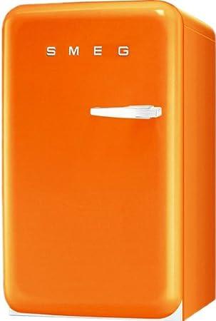 Kühlschrank retro  Smeg FAB5LP Stand Kühlschrank Minibar Kühlgerät Retro freistehend ...