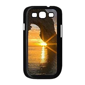 TXVNcase New Fashion Hot Sale Phone Hard Back Case for Samsung Galaxy S3 I9300 (The Setting Sun)