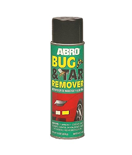 Abro Bug & Tar Remover Spray COCHE van para bicicleta limpiar árbol de las manchas SAP