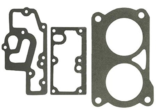 Tbs-10108 Lt1 48mm 52mm Throttle Body Gasket Set 1992-97 Lt1 Lt4 Throttle Body Shop