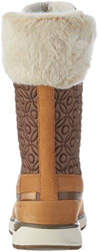 Helly Hansen W Snowbird HT, Botines para Mujer Camel / Marrón (Honey Wheat / Walnut / Na)