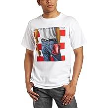 FEA Men's Bruce SpringsT-Shirtn Short Sleeve T-Shirt