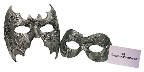 Success Creations USA Slag-Magma Masquerade Couple by Success Creations
